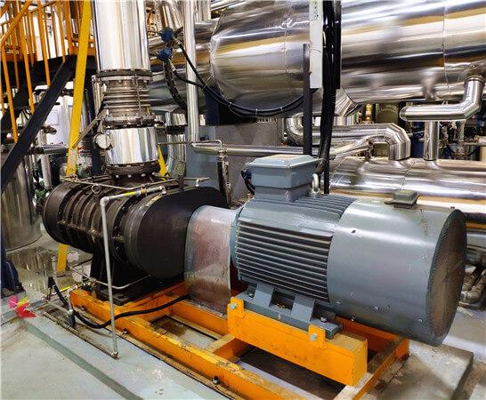 工业废水MVR蒸发器